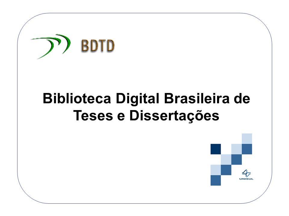 Biblioteca Digital Brasileira de