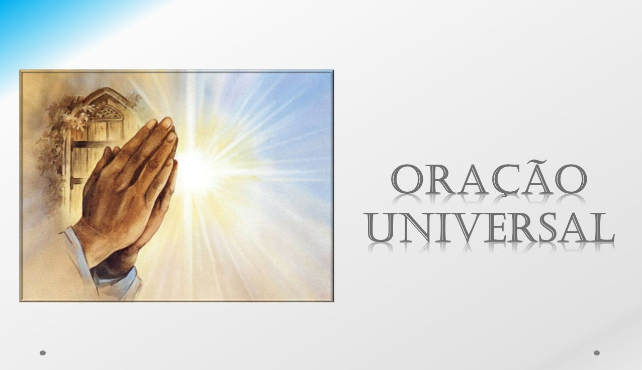 Oração Universal