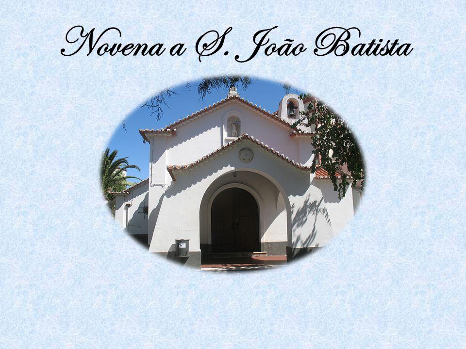Novena a S. João Batista