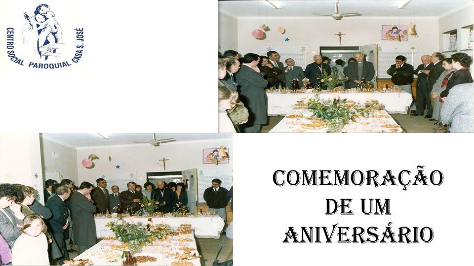 Comemoração de um Aniversário