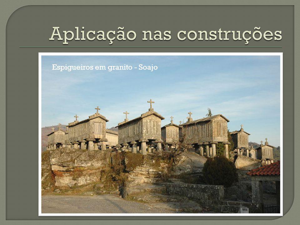 Aplicação nas construções