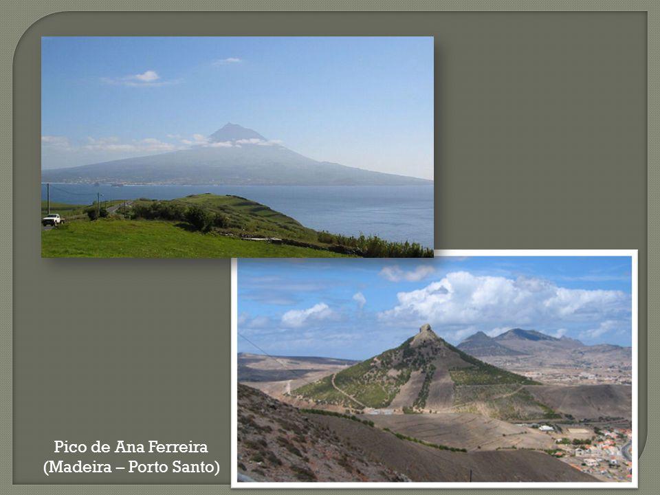 Cone vulcânico do Pico (Açores)