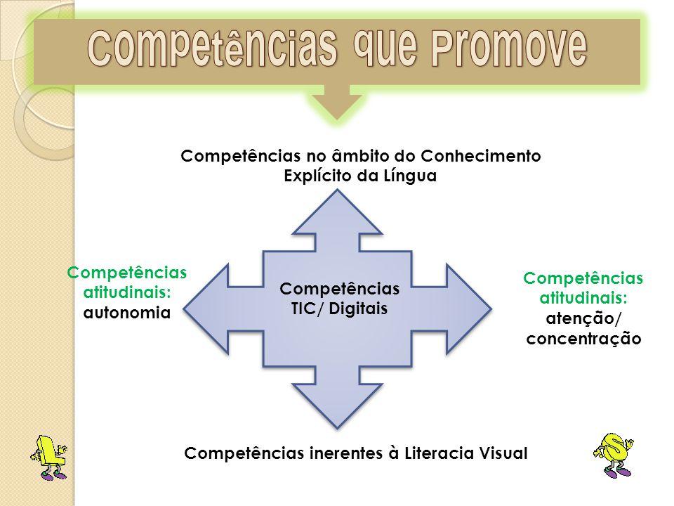 Competências que Promove