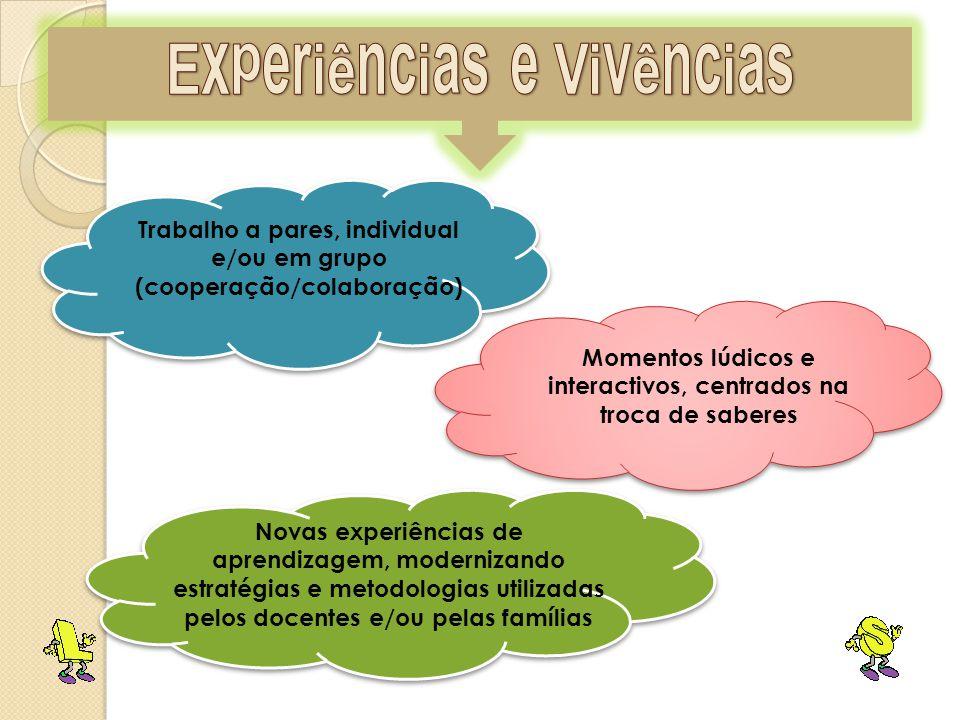 Experiências e Vivências