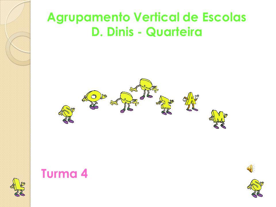 Agrupamento Vertical de Escolas D. Dinis - Quarteira