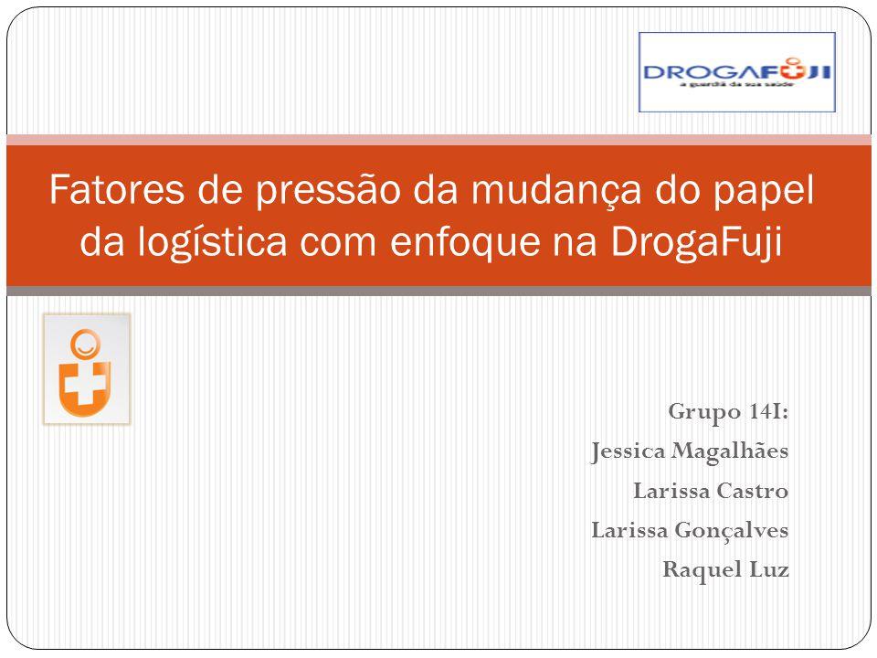 Fatores de pressão da mudança do papel da logística com enfoque na DrogaFuji