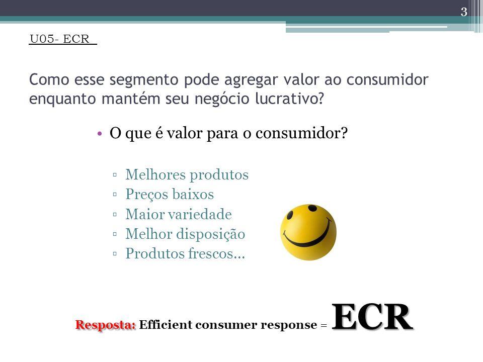 O que é valor para o consumidor