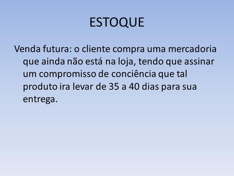 ESTOQUE