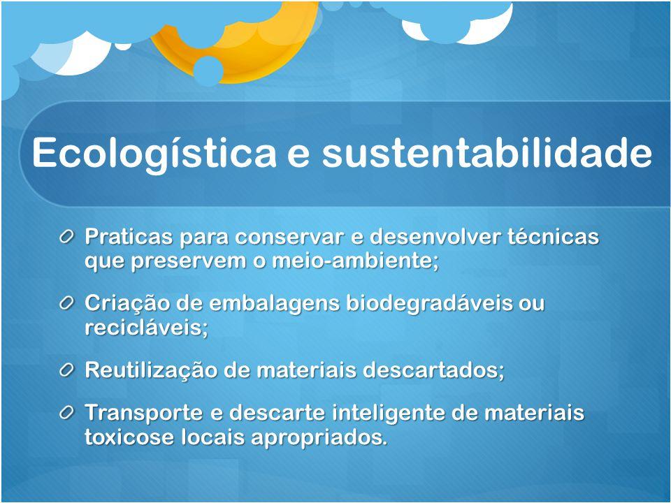 Ecologística e sustentabilidade