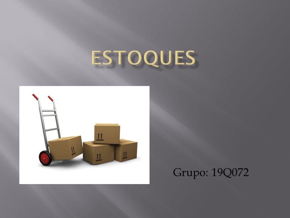 Estoques Grupo: 19Q072