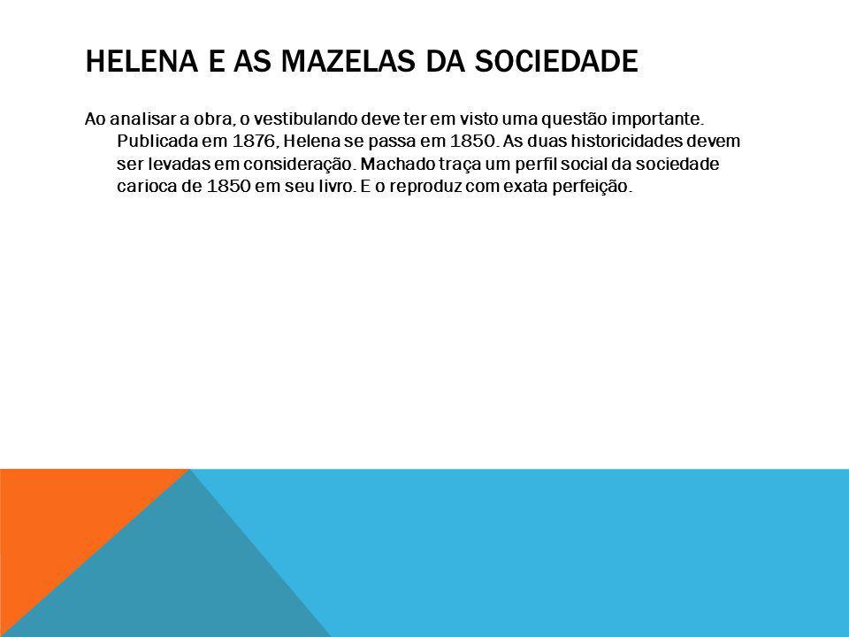 Helena e as mazelas da sociedade