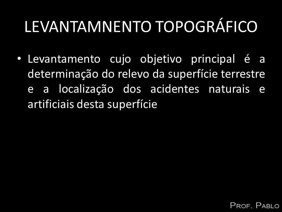 LEVANTAMNENTO TOPOGRÁFICO