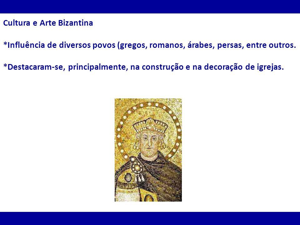 Cultura e Arte Bizantina