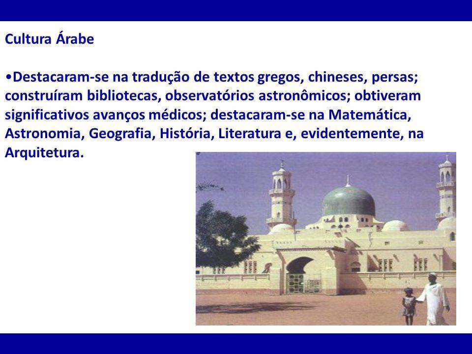 Cultura Árabe