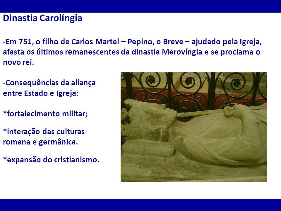 Dinastia Carolíngia