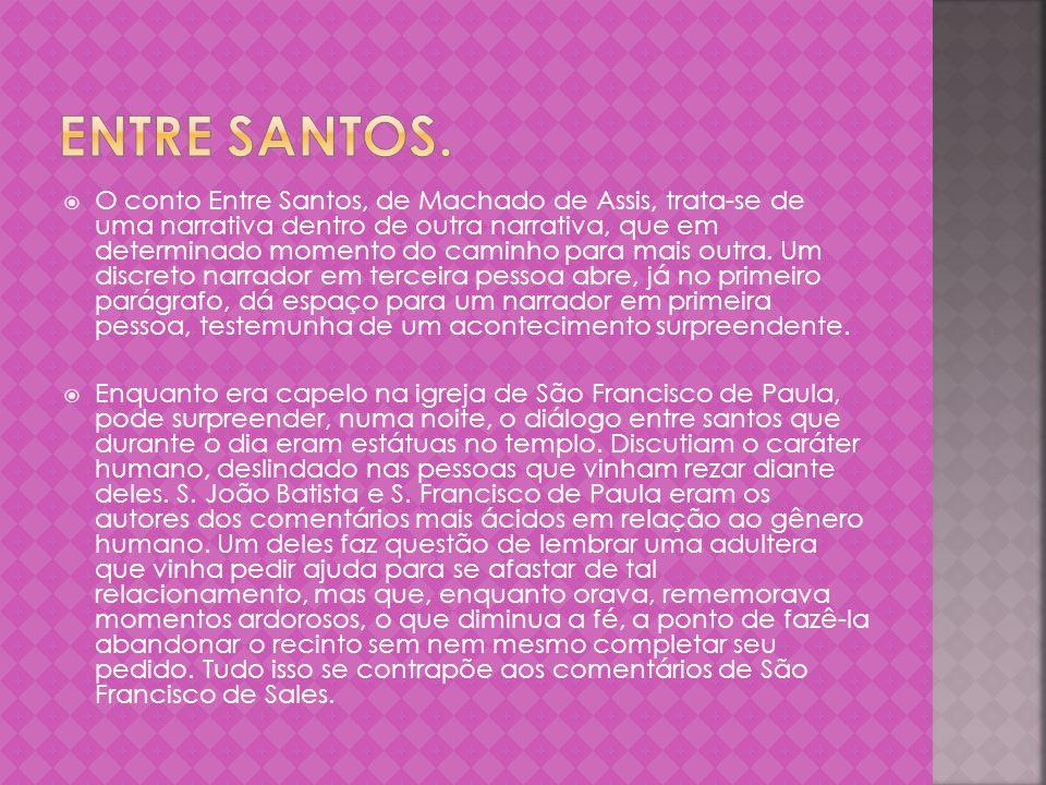 Entre Santos.