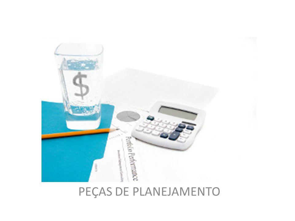 PEÇAS DE PLANEJAMENTO