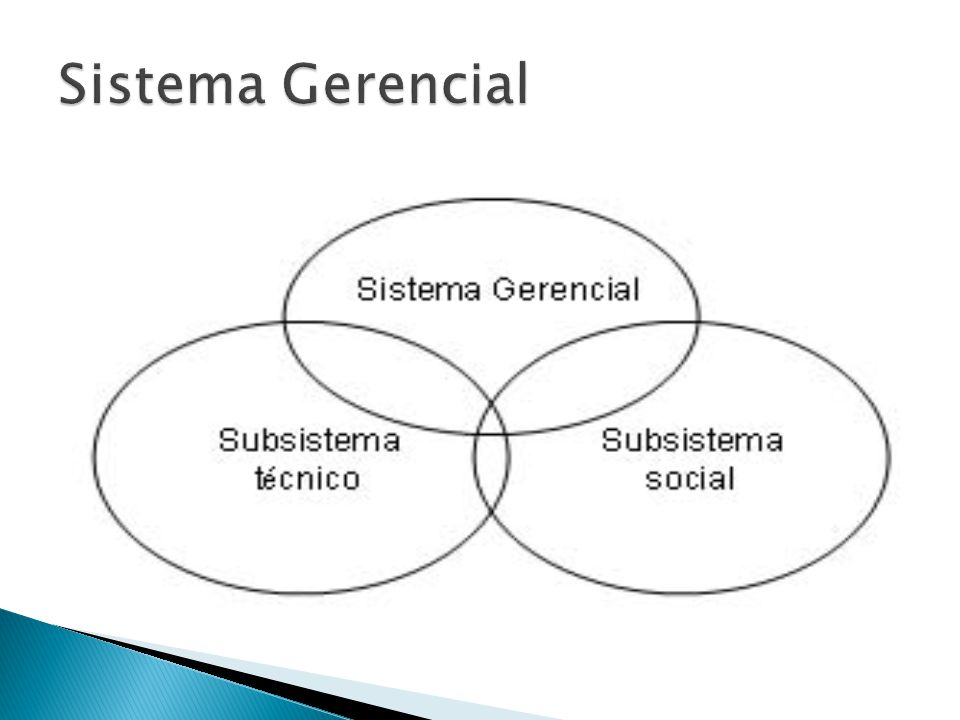 Sistema Gerencial