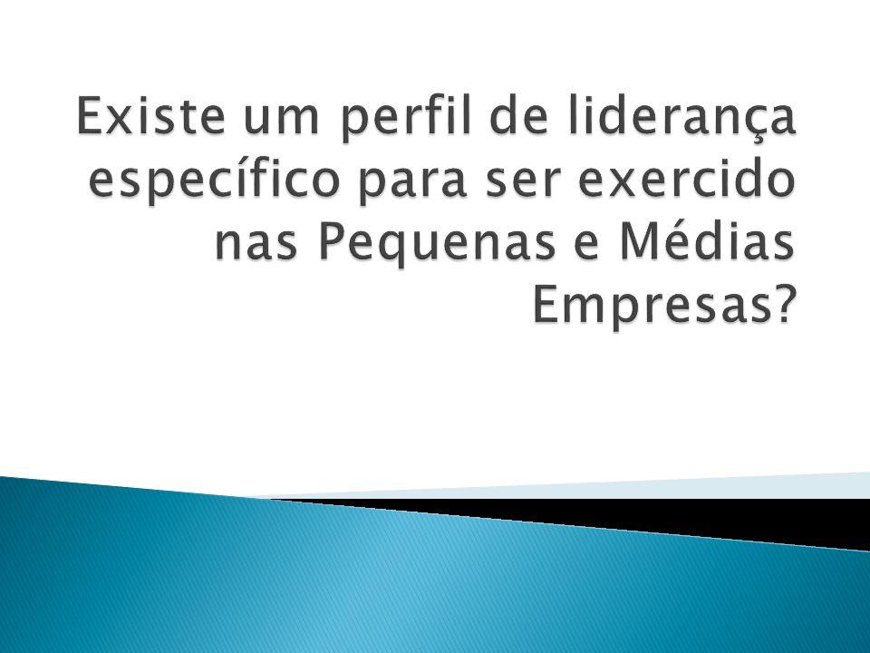 Existe um perfil de liderança específico para ser exercido nas Pequenas e Médias Empresas