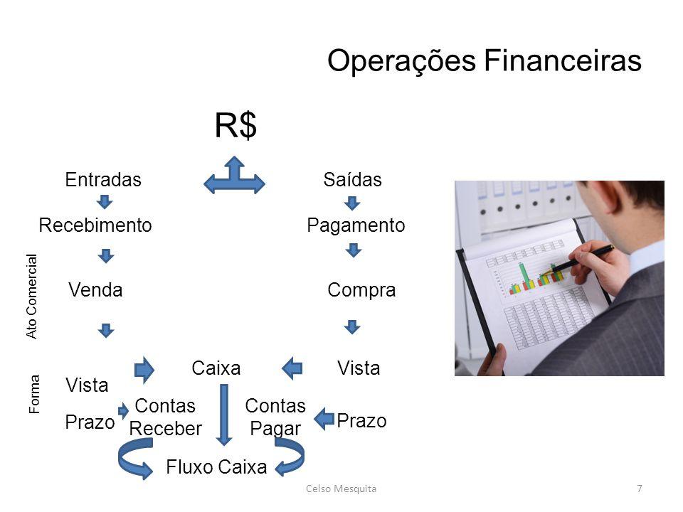 Operações Financeiras
