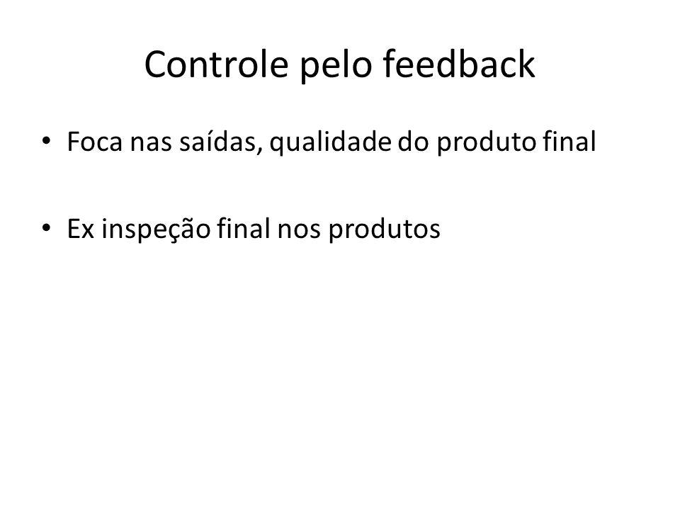 Controle pelo feedback