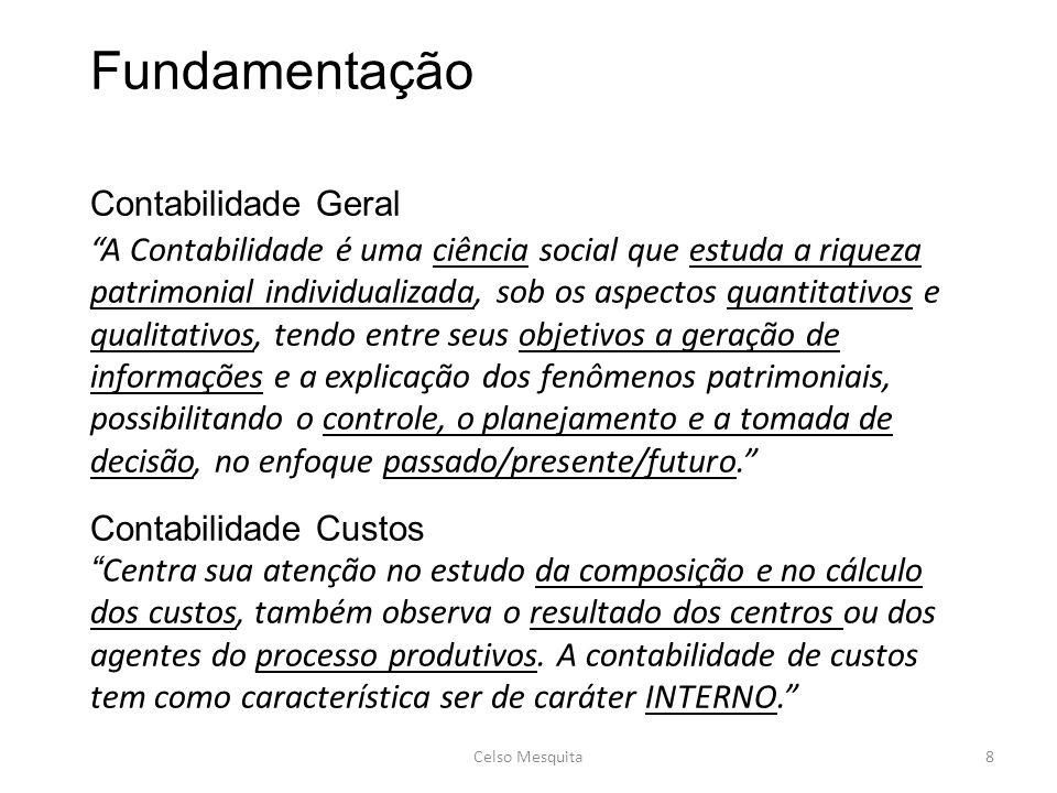 Fundamentação Contabilidade Geral