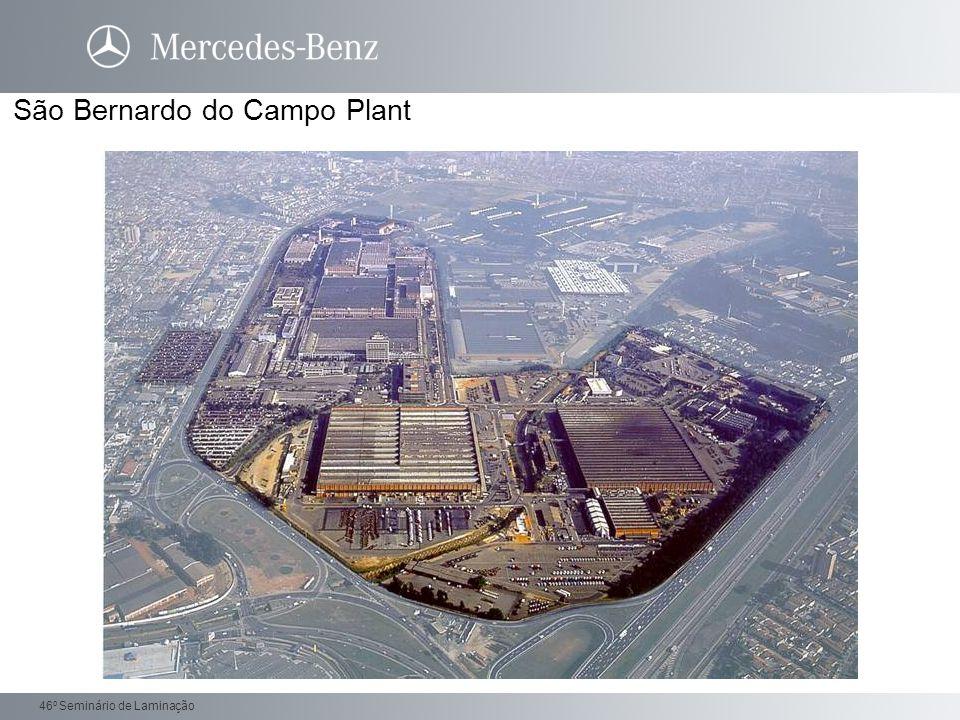 São Bernardo do Campo Plant