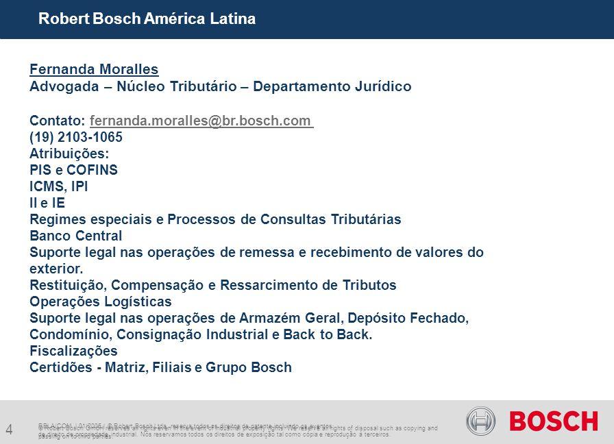 Robert Bosch América Latina