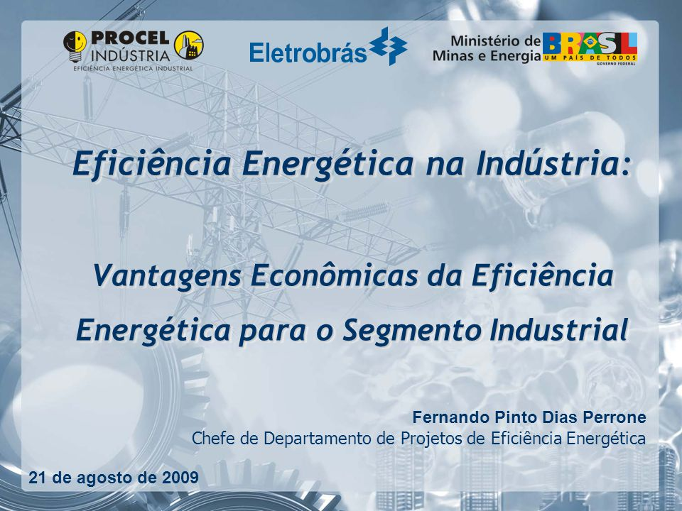 Eficiência Energética na Indústria: Vantagens Econômicas da Eficiência Energética para o Segmento Industrial