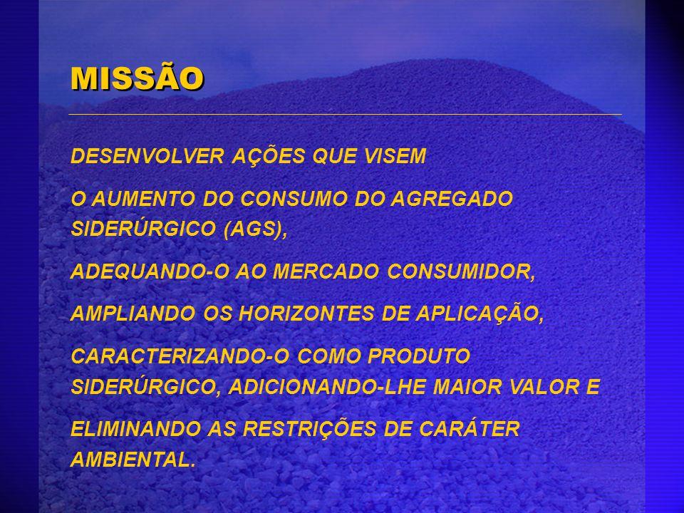 MISSÃO DESENVOLVER AÇÕES QUE VISEM