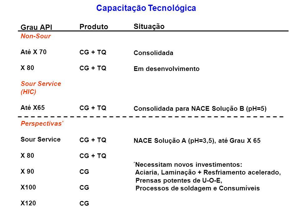 Capacitação Tecnológica
