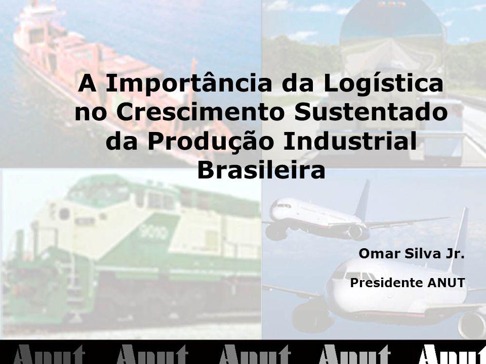 A Importância da Logística no Crescimento Sustentado da Produção Industrial Brasileira
