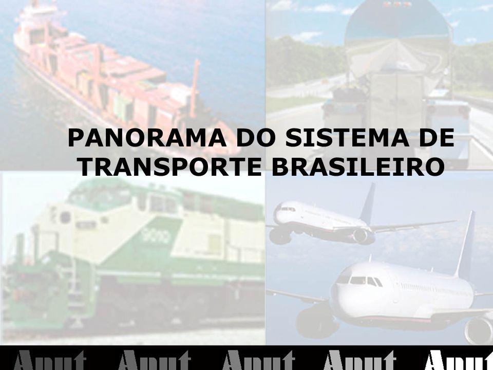 PANORAMA DO SISTEMA DE TRANSPORTE BRASILEIRO