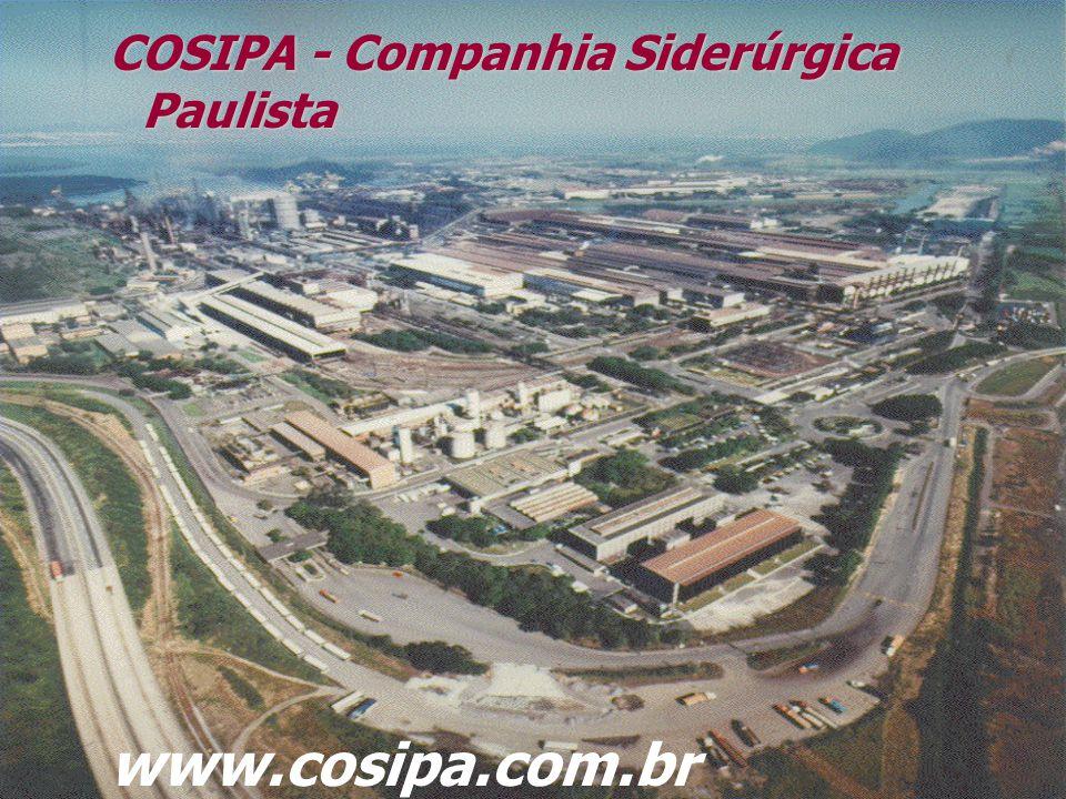 COSIPA - Companhia Siderúrgica Paulista