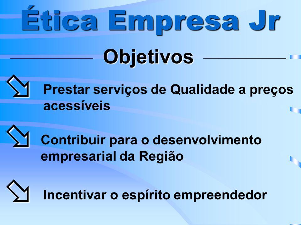    Ética Empresa Jr Objetivos