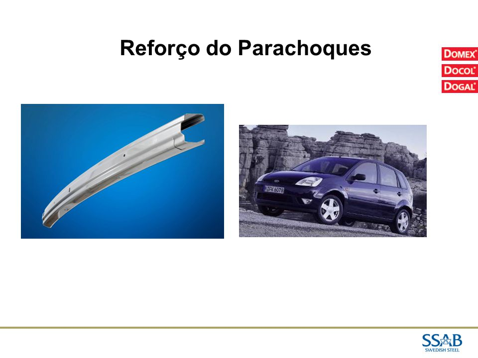 Reforço do Parachoques
