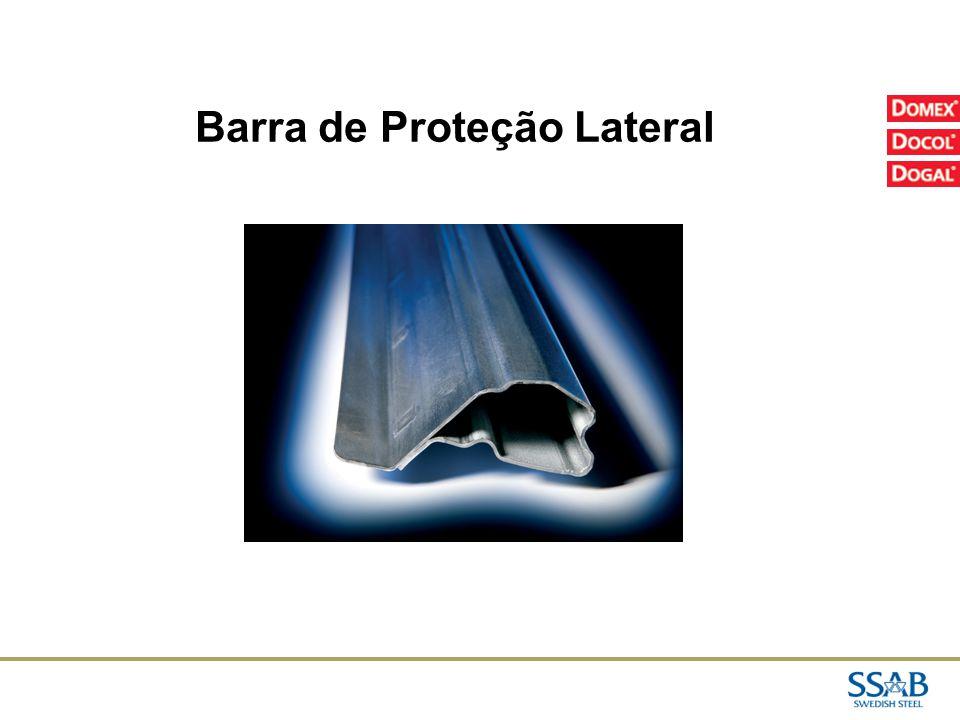 Barra de Proteção Lateral
