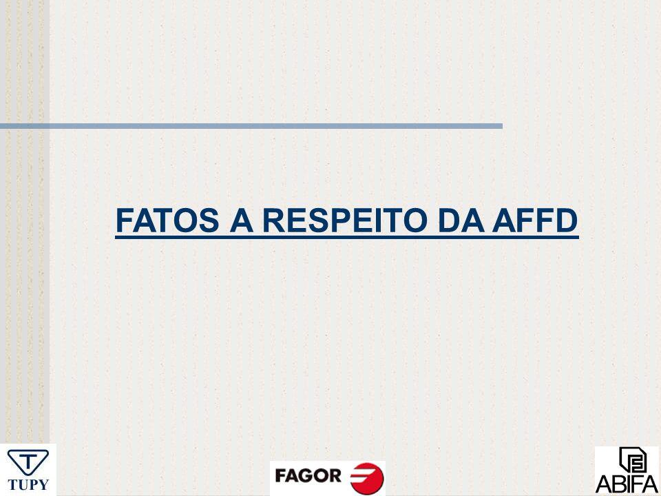 FATOS A RESPEITO DA AFFD
