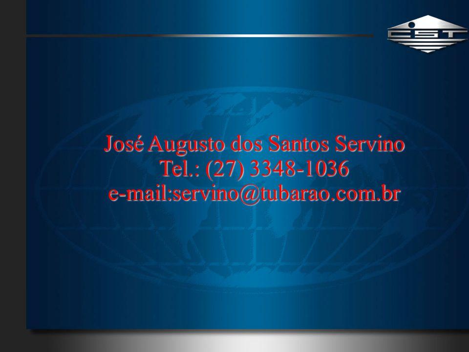 José Augusto dos Santos Servino