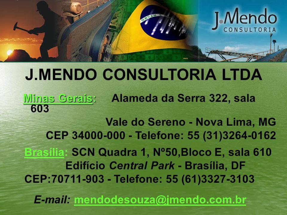 J.MENDO CONSULTORIA LTDA
