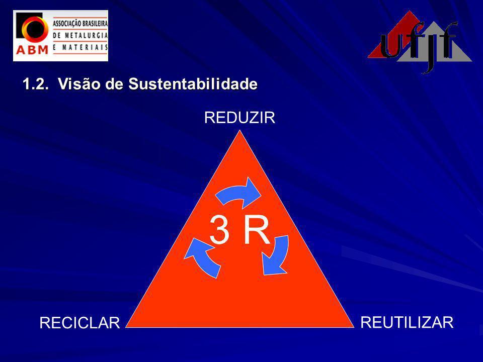 1.2. Visão de Sustentabilidade