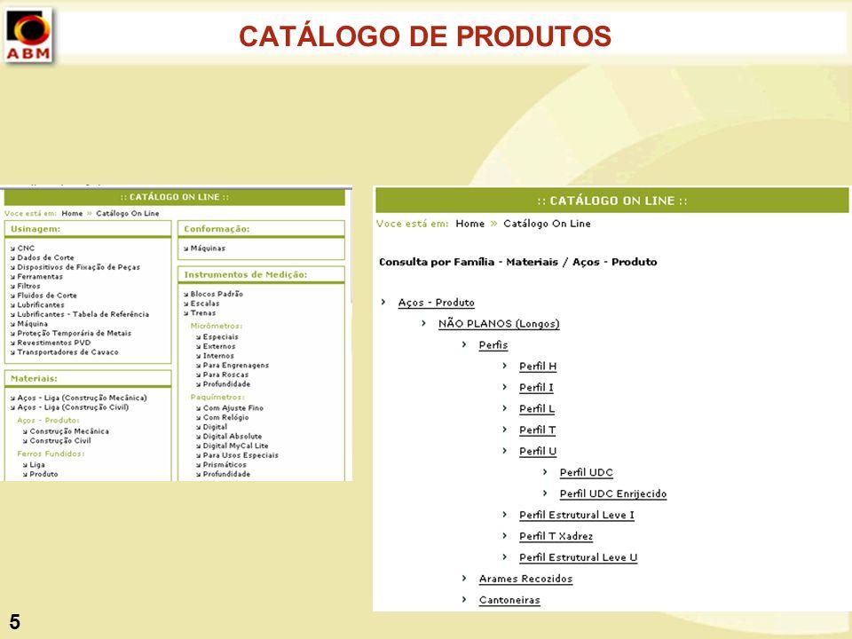 CATÁLOGO DE PRODUTOS 5