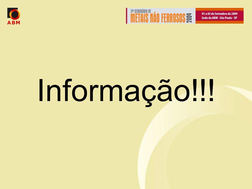 Informação!!!