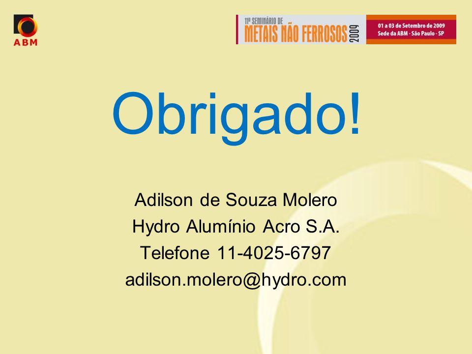 Adilson de Souza Molero