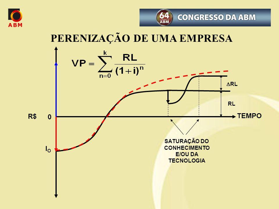 PERENIZAÇÃO DE UMA EMPRESA
