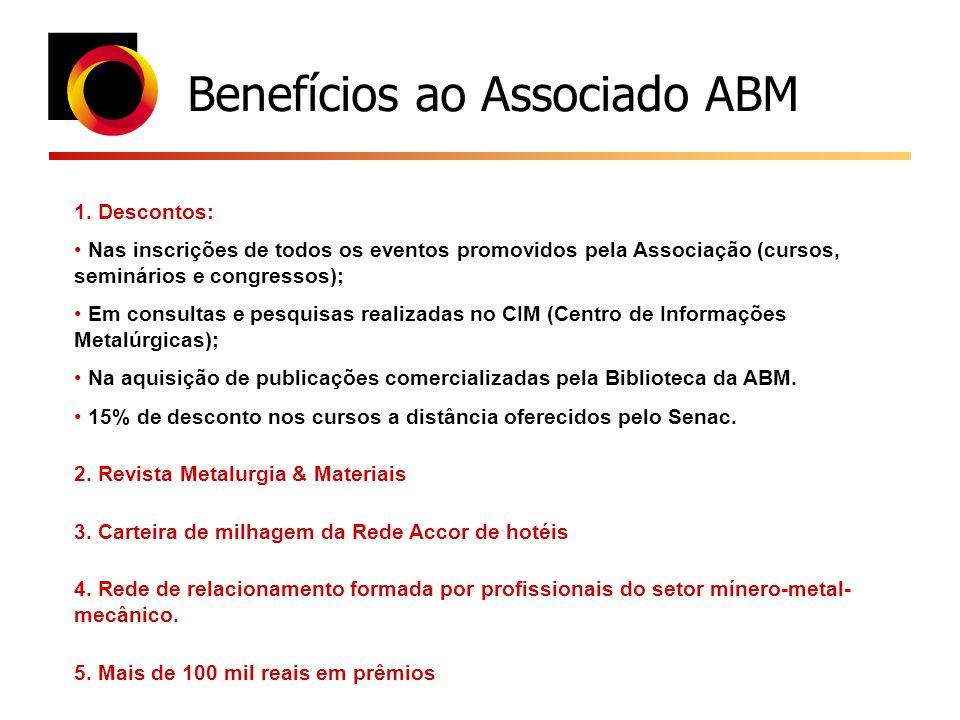 Benefícios ao Associado ABM
