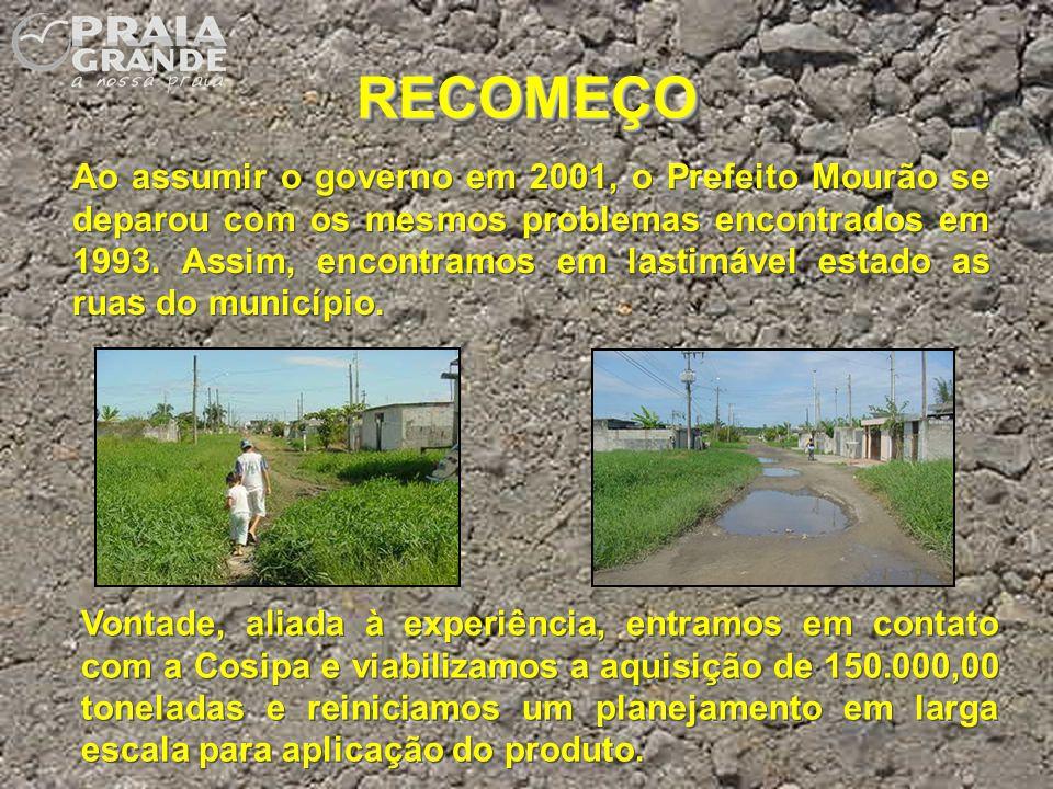 RECOMEÇO