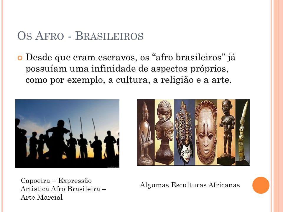 Os Afro - Brasileiros