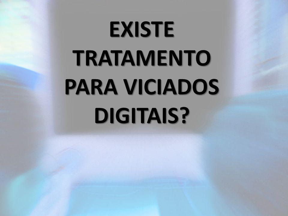 Existe tratamento para viciados digitais