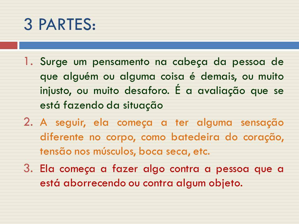 3 PARTES:
